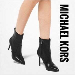 Michael Kors Blaine Heeled Booties✨Brand New!
